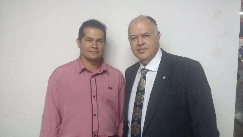 Em Triunfo, vereador vai disputar cargo de prefeito pelo PATRIOTA