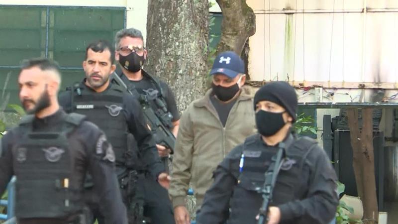 Fabricio Queiroz, ex-assessor de Flávio Bolsonaro é preso pela PF