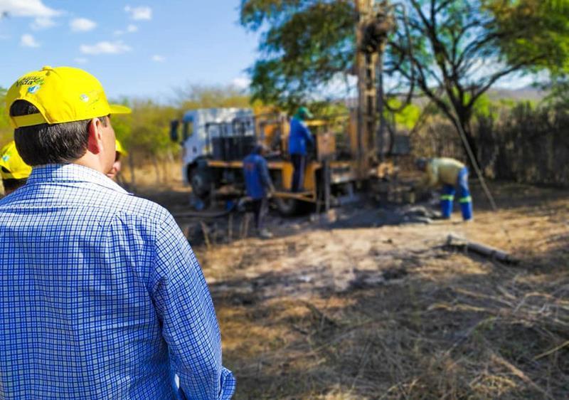 Flores: Comunidade rural será beneficiada com ações do Programa Água é Vida