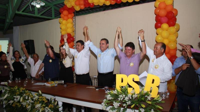 PSB reúne prefeituráveis nesta sexta-feira (24)