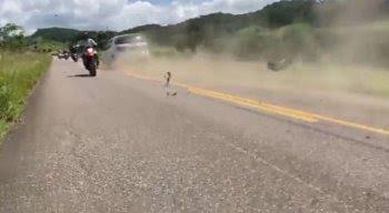 Após atropelar e matar motociclistas em Água Preta, vereador é autuado por homicídio culposo
