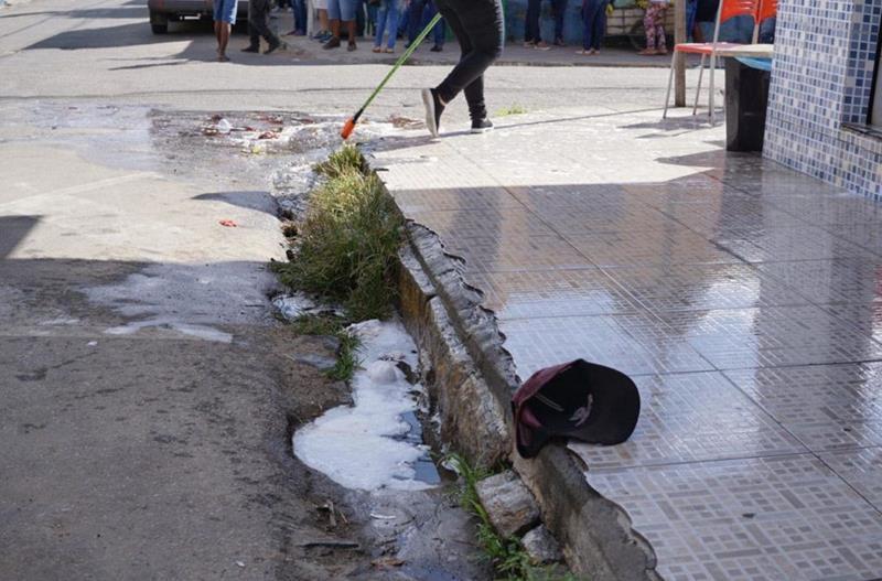 Homem é morto com golpes de faca no Centro de Serra Talhada nesta segunda (17)