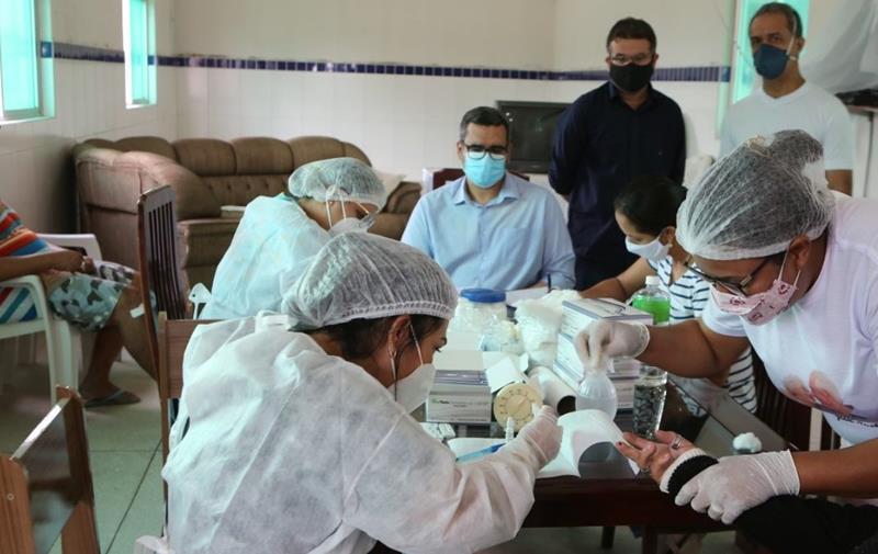 Prefeitura de Afogados vai ampliar testagem da população para COVID-19