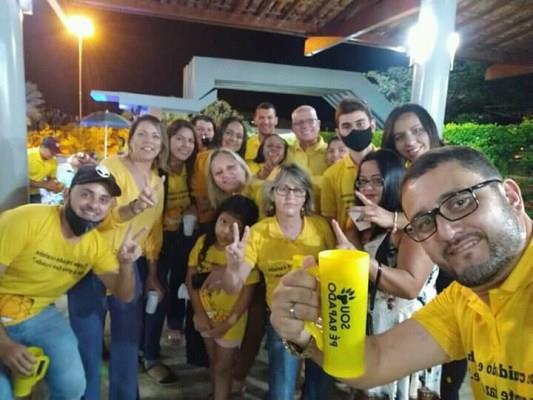 Em Tuparetama prefeito promove aglomeração e descumpre próprio decreto