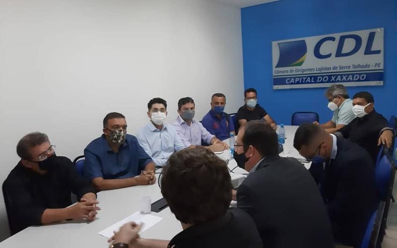 Luciano Duque repercute chegada de empresa ao município