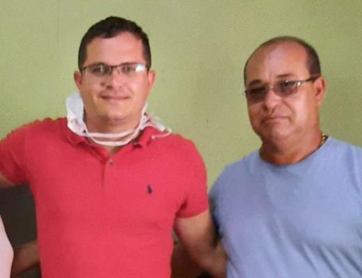 Chapa governista troca candidato a vice em Santa Cruz da Baixa Verde