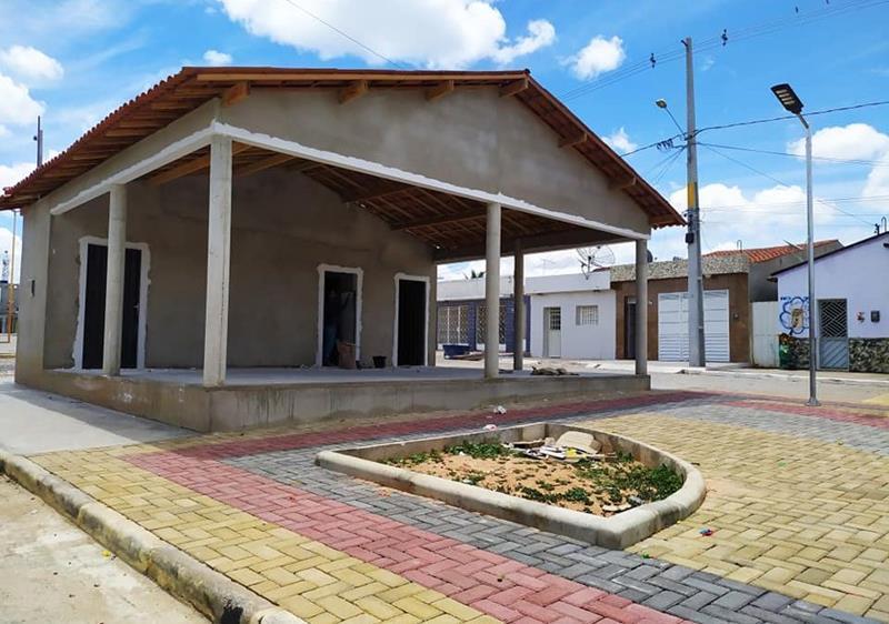 Academia de Saúde do Distrito de Fátima em fase de conclusão