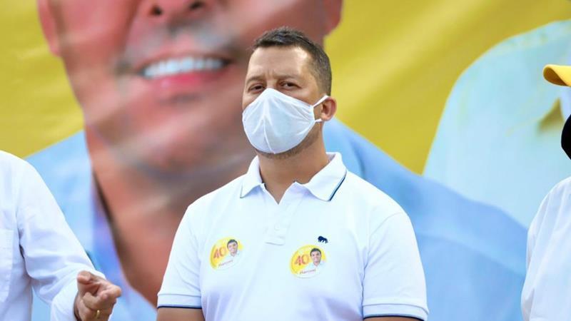 COVID -19: Após confirmar doença, Alberto Ribeiro apresenta problemas respiratórios