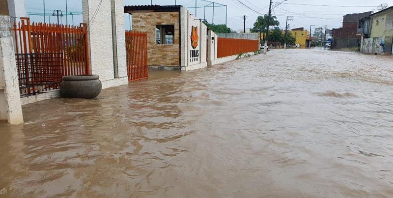 Defesa Civil de Serra Talhada emite nota à imprensa