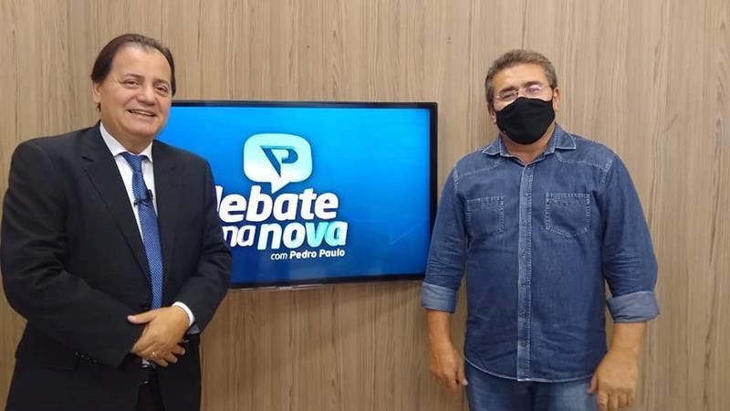 Luciano Duque sinaliza operações da TV Serra até o final do ano