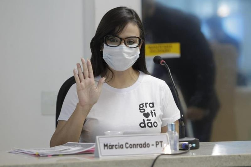 Márcia Conrado sobre o Cimpajeú: Minha prioridade é Serra Talhada