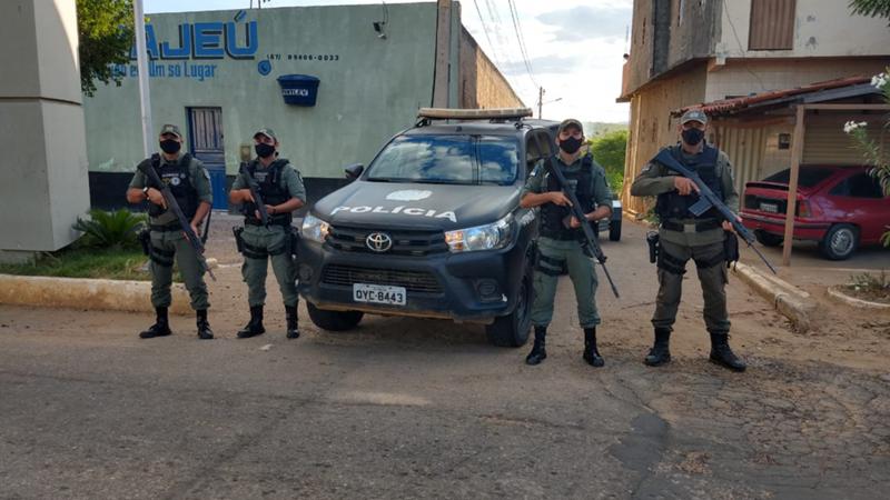 Flores: Polícia Militar realiza 'Operação ROTRAN' na área do 14º Batalhão