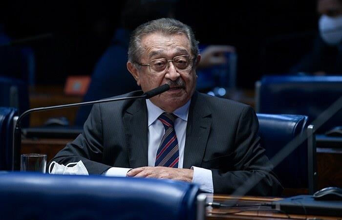 Senador José Maranhão morre de Covid-19