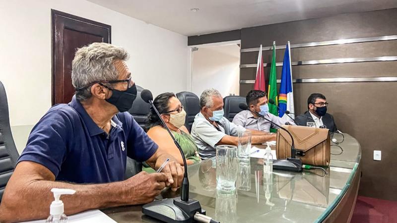 Câmara de Tabira volta a se reunir e maioria se posiciona contra o lockdown