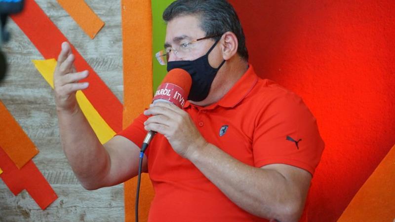 Duque desqualifica lockdown de 5 dias e aconselha prefeitos seguir a ciência e o decreto de Paulo Câmara
