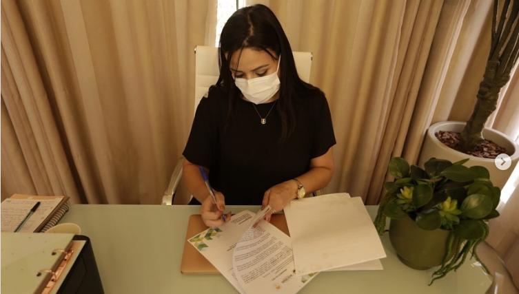 Márcia Conrado descarta  lockdown de 5 dias em Serra Talhada