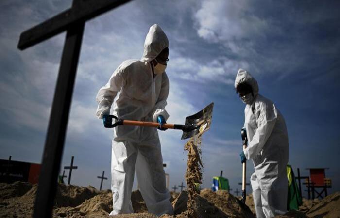 PE registra maior número de óbitos desde agosto e o segundo maior número de casos por Covid-19 da pandemia