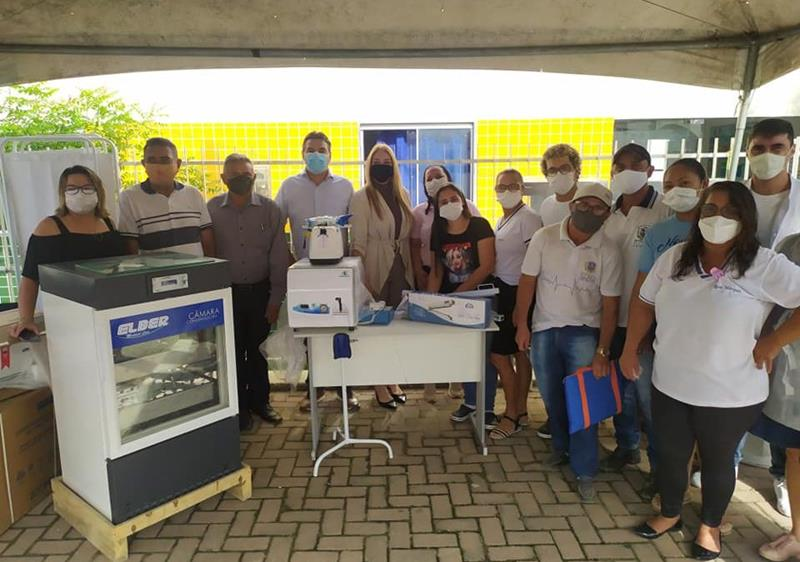 Flores: Prefeitura entrega novos equipamentos para Unidades de Saúde da Família – USF