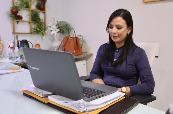 Márcia Conrado discutiu parcelamento previdenciário com a CNM e AMUPE