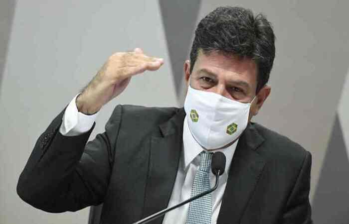 Mandetta: 'Houve sugestões para alterar bula da cloroquina'