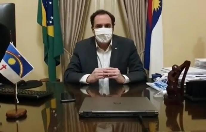 Paulo Câmara anuncia vacinas da Janssen para regionais do Pajeú