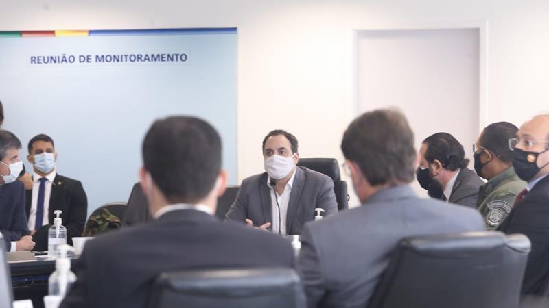 Em nota Governo de Pernambuco diz que reduz homicídios pelo quinto mês seguido