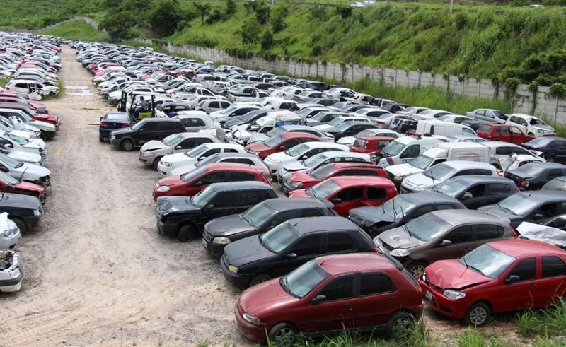 Detran-PE realiza o 11º leilão de veículos apreendidos nesta sexta-feira (11)