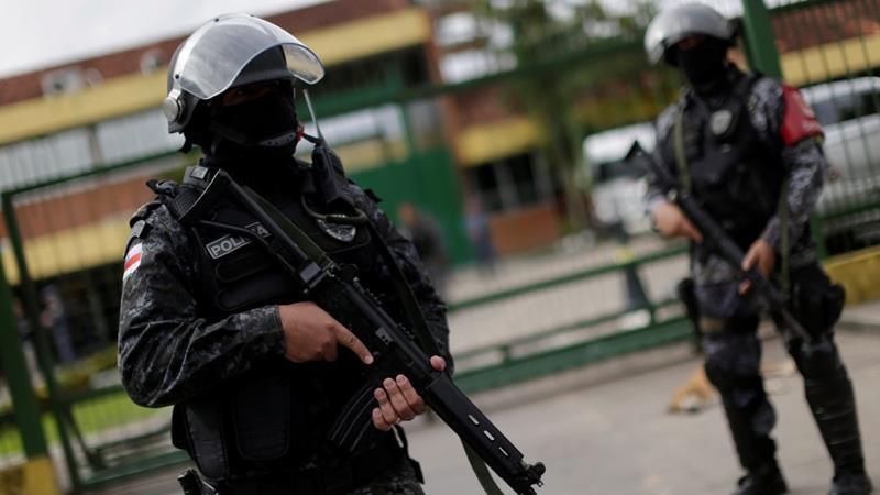 Polícia Civil prende policiais militares presos suspeitos de homicídios em Serra Talhada