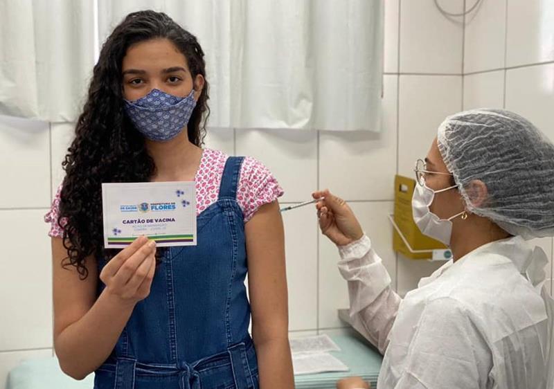 Flores terá mutirão para atualizar caderneta de vacinação de crianças e adolescentes